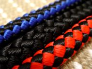 paracord dog leash