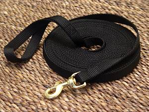 Tracking Nylon Dog Leash For Working Dogs