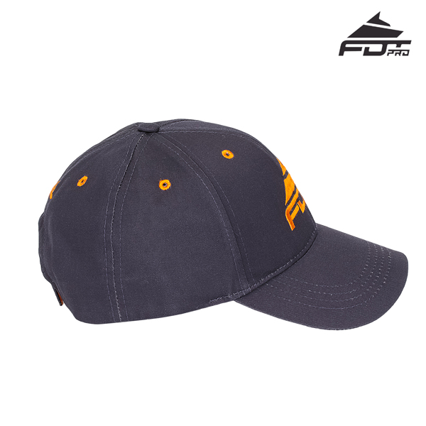 Finest Quality Easy to Adjust Snapback Cap for Dog Trainers